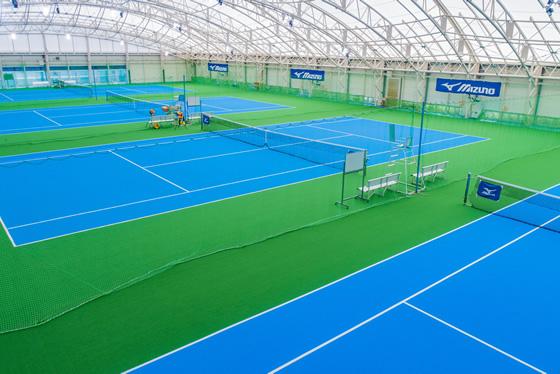 スポーツ総合施設