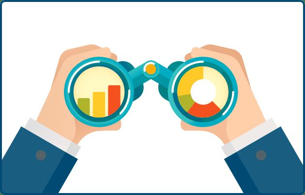 データの比較参照を行い、客観的な評価と未来を予測する